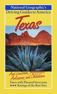 National Geographic Driving Guide to America, Texas