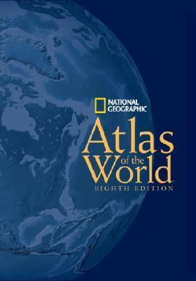 """""""National Geographic"""" Atlas of the World"""