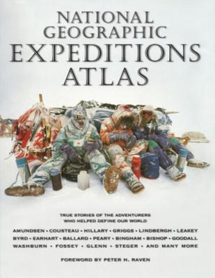 """National Geographic"" Expeditions Atlas"