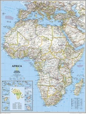 Africa Classic, Enlarged Flat: Enlarged