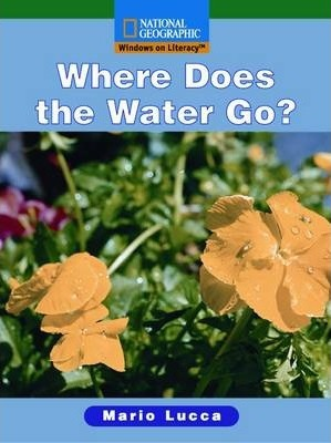 Windows on Literacy Fluent (Science: Science Inquiry): Where Does the Water Go?