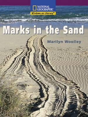 Windows on Literacy Early (Science: Science Inquiry): Marks in the Sand