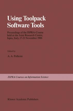 Using Toolpack Software Tools