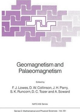 Geomagnetism and Palaeomagnetism