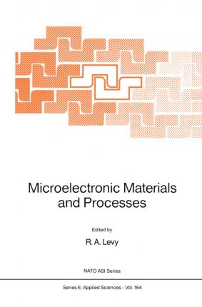Microelectronic Materials and Processes