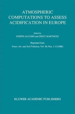 Atmospheric Computations to Assess Acidification in Europe