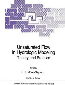 Unsaturated Flow in Hydrologic Modeling