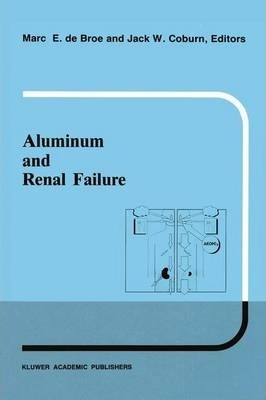 Aluminum and renal failure