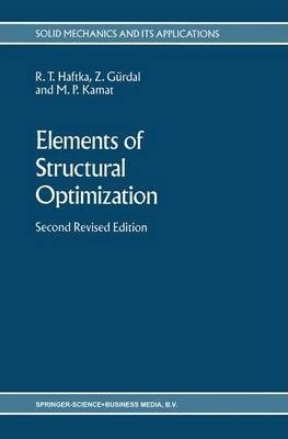 Elements of Structural Optimization 1990
