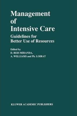 Management of Intensive Care