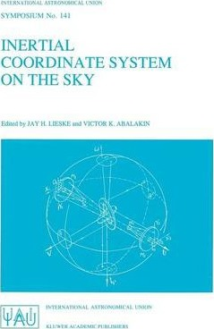 Inertial Coordinate System on the Sky