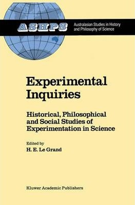 Experimental Inquiries