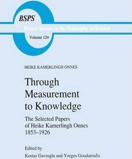 Through Measurement to Knowledge
