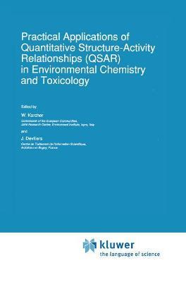 Practical Applications of Quantitative Structure-Activity Relationships (QSAR) in Environmental Chemistry and Toxicology