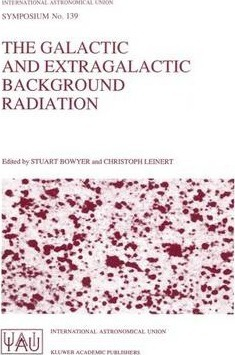 The Galactic and Extragalactic Background Radiation