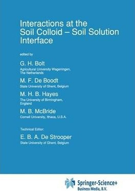 Interactions at the Soil Colloid