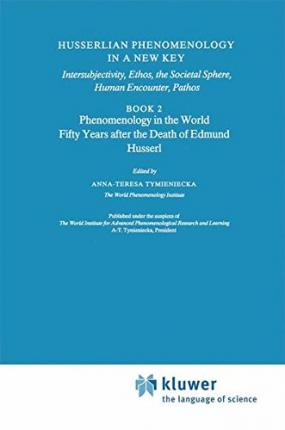 Husserlian Phenomenology in a New Key