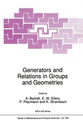Generators and Relations in Groups and Geometries