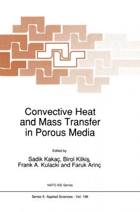 Convective Heat and Mass Transfer in Porous Media