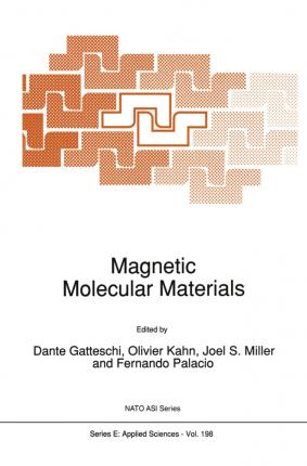 Magnetic Molecular Materials