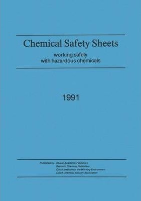 Chemical Safety Sheets