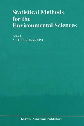 Statistical Methods for the Environmental Sciences