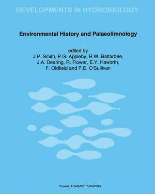 Palaeolimnology: Environmental History and Palaeolimnology 5th