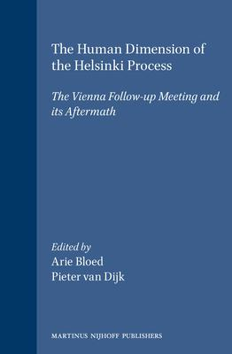 The Human Dimension of the Helsinki Process
