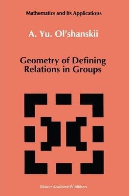 Geometry of Defining Relations in Groups