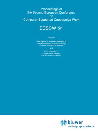Proceedings of the Second European Conference on Computer-Supported Cooperative Work