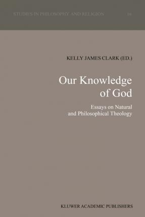 Our Knowledge of God