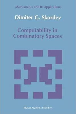 Computability in Combinatory Spaces