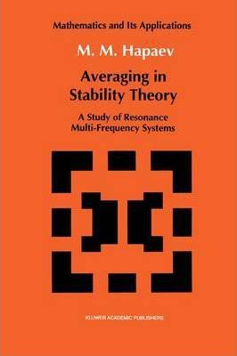 Averaging in Stability Theory