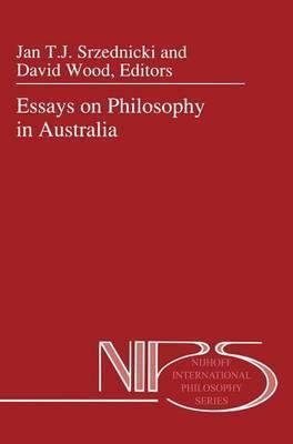 Essays on Philosophy in Australia