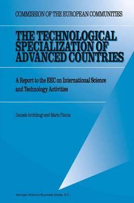 The Technological Specialization of Advanced Countries