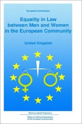 Equality in Law Between Men and Women in the European Community:Ireland