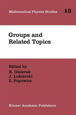 Quantum Groups and Related Topics