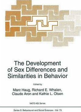The Development of Sex Differences and Similarities in Behavior