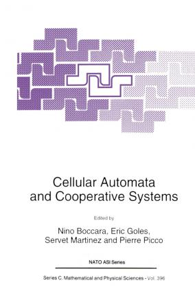 Cellular Automata and Cooperative Systems