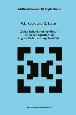 Global Behavior of Nonlinear Difference Equations of Higher Order with Applications