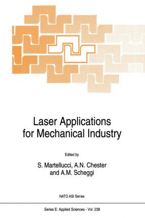 Laser Applications for Mechanical Industry