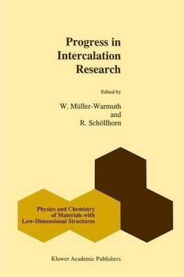 Progress in Intercalation Research