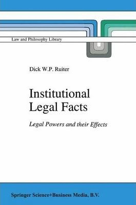 Institutional Legal Facts