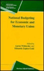 National Budgeting for Economic and MonetaryUnion