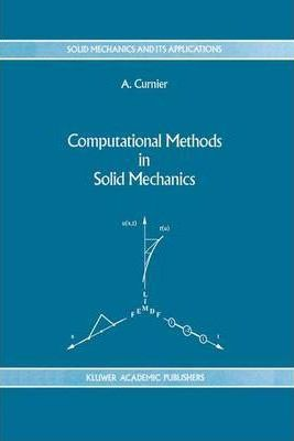 Computational Methods in Solid Mechanics
