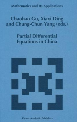 Partial Differential Equations in China