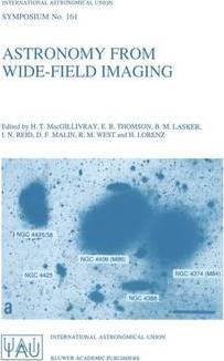 Astronomy from Wide-Field Imaging