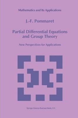 Partial Differential Equations and Group Theory