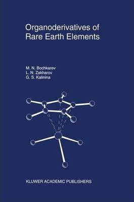 Organoderivatives of Rare Earth Elements