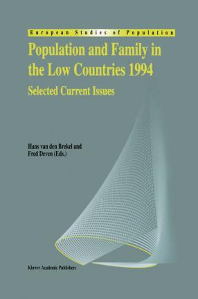 Population and Family in the Low Countries 1994